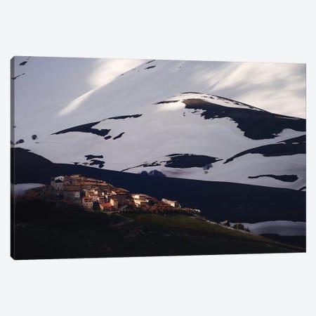Late Night On Casteluccio, Umbria Canvas Print #MUM2} by Andy Mumford Canvas Artwork