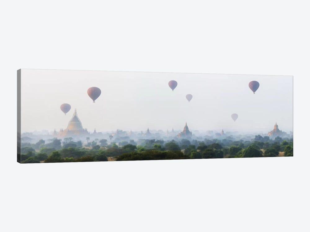 Sunrise At Bagan by Andy Mumford 1-piece Canvas Artwork