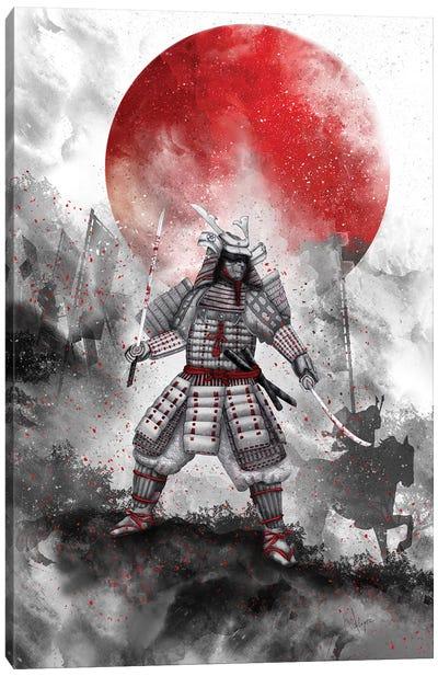 Banzai I  Canvas Art Print