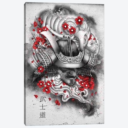 Bushido Canvas Print #MUP17} by Marine Loup Canvas Print