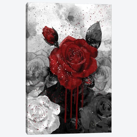 Crimson Canvas Print #MUP21} by Marine Loup Canvas Print