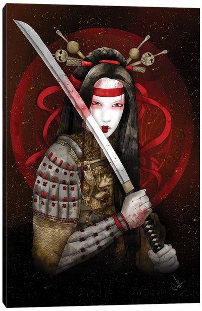 Dragon Heart Canvas Art Print