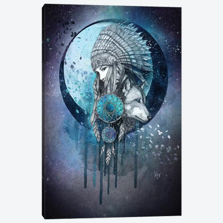 Dream Catcher Canvas Print #MUP26} by Marine Loup Canvas Art