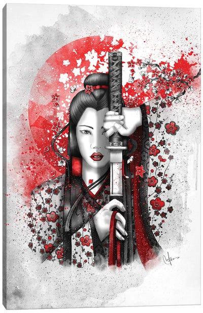 Katsumi Canvas Art Print
