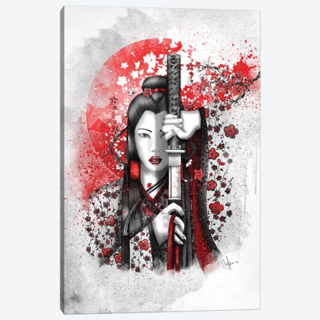 Katsumi Canvas Print #MUP39} by Marine Loup Canvas Art