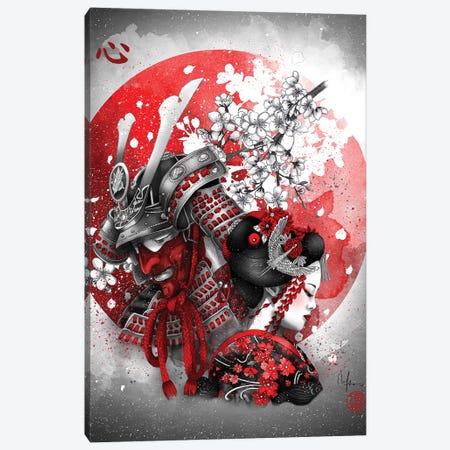 Kokoro Canvas Print #MUP43} by Marine Loup Canvas Art Print