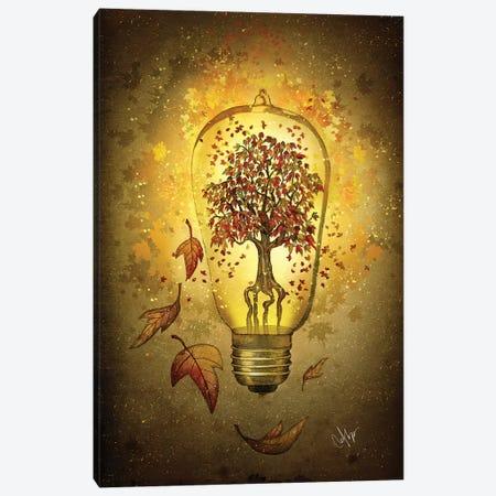 Autumn Light Canvas Print #MUP6} by Marine Loup Canvas Art Print
