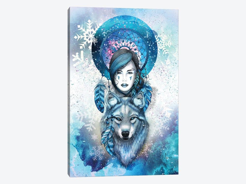 Winter Dreams by Marine Loup 1-piece Canvas Wall Art