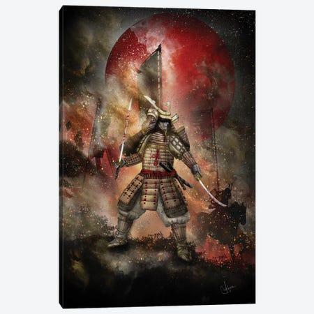 Banzai II Canvas Print #MUP9} by Marine Loup Canvas Wall Art