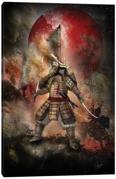 Banzai II Canvas Art Print