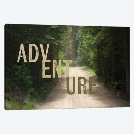 Adventure Canvas Print #MUR1} by Ramona Murdock Canvas Artwork