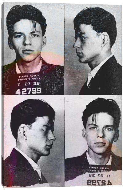 Frank Sinatra Canvas Art Print
