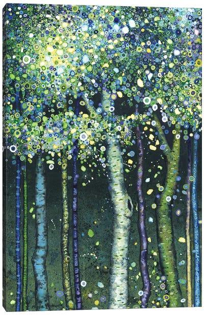 Vernal Equinox Canvas Art Print