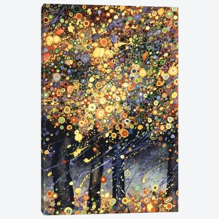 Tempest Canvas Print #MVA107} by Maggie Vandewalle Canvas Artwork