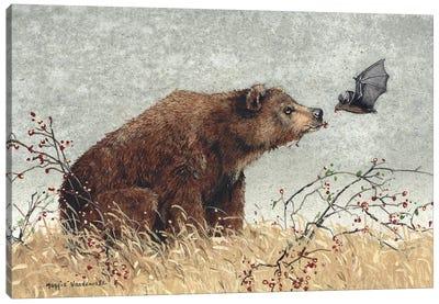 Chance Encounter Canvas Art Print