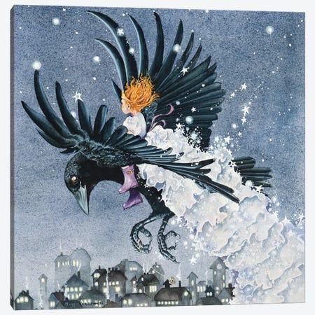 Stardust Canvas Print #MVA122} by Maggie Vandewalle Art Print
