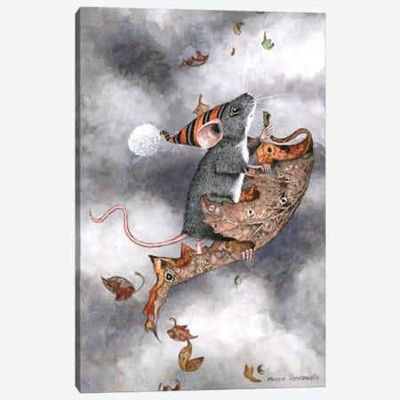 Henrietta Rising Canvas Print #MVA124} by Maggie Vandewalle Canvas Artwork