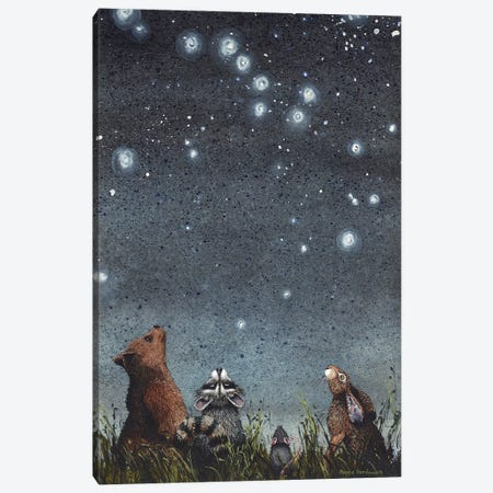 Constellations Canvas Print #MVA20} by Maggie Vandewalle Canvas Artwork