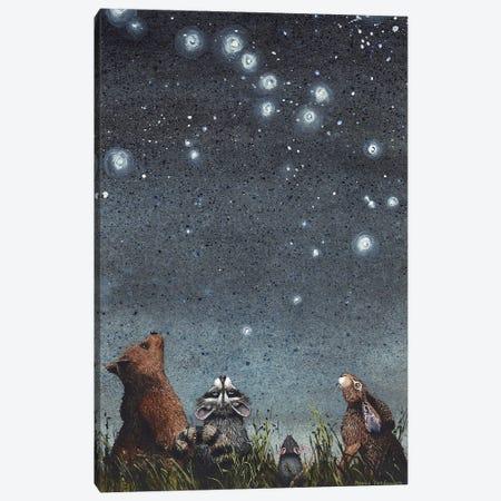 Constellations Canvas Print #MVA20} by Maggie Vandewalle Canvas Artwork