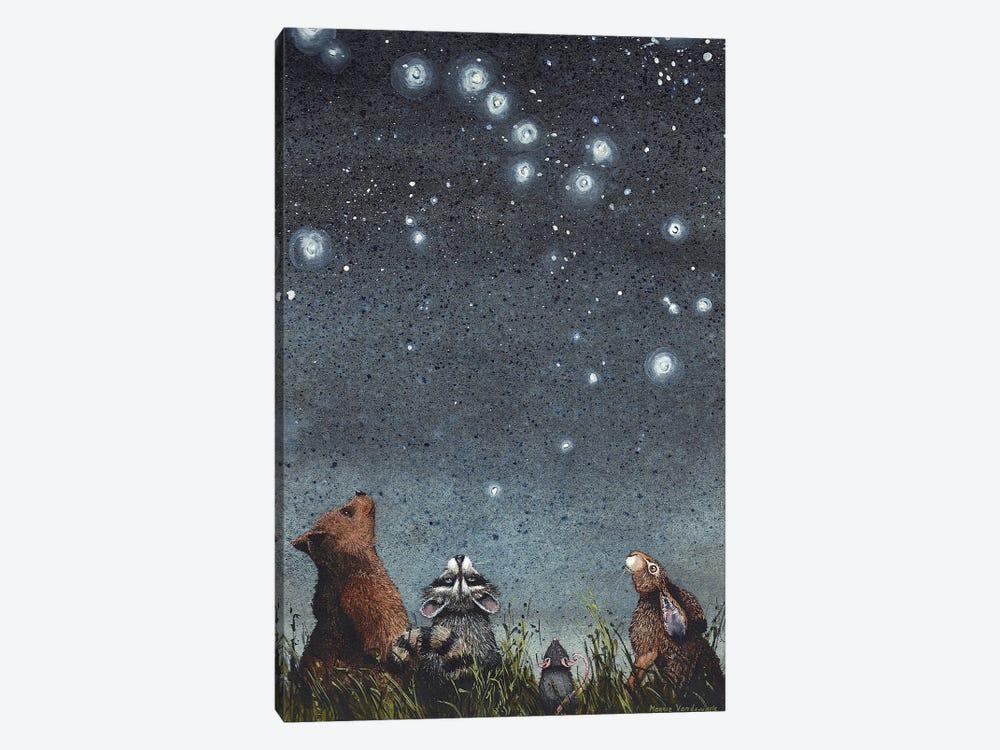 Constellations by Maggie Vandewalle 1-piece Canvas Artwork
