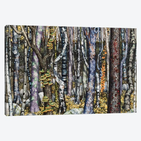 Copse Canvas Print #MVA21} by Maggie Vandewalle Canvas Wall Art