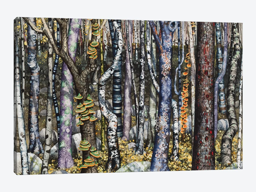 Copse by Maggie Vandewalle 1-piece Canvas Print