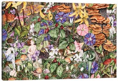 Fairies' Fairies Canvas Art Print