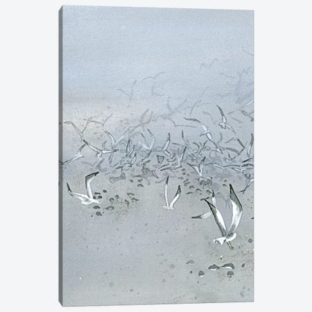 Fogbound II Canvas Print #MVA38} by Maggie Vandewalle Canvas Art Print