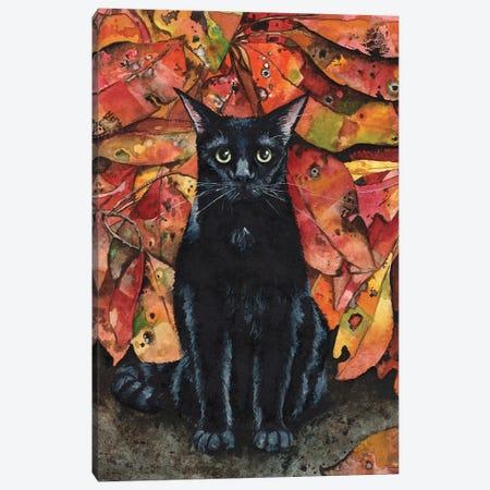 Ailurophobia Canvas Print #MVA3} by Maggie Vandewalle Art Print