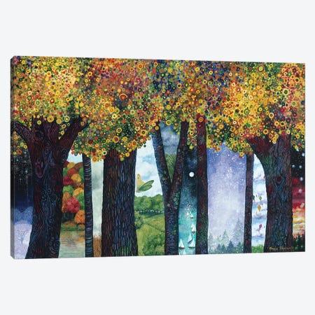 Inbetween Places II Canvas Print #MVA47} by Maggie Vandewalle Canvas Print