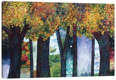 Inbetween Places II Canvas Art Print