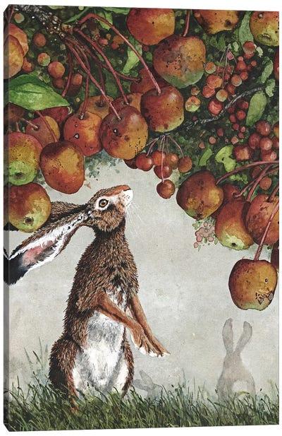 Seasons Of Mist And Mellow Fruitfulness Canvas Art Print