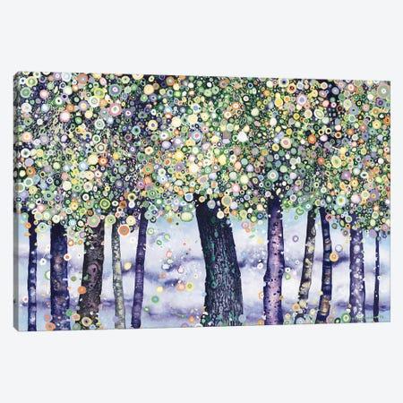 Soiree Canvas Print #MVA63} by Maggie Vandewalle Canvas Artwork