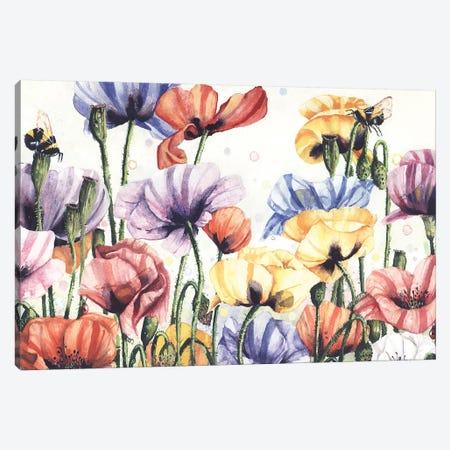 The Tipplers Canvas Print #MVA75} by Maggie Vandewalle Canvas Wall Art