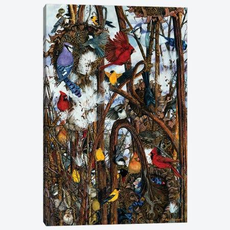 Thicket Canvas Print #MVA76} by Maggie Vandewalle Canvas Wall Art