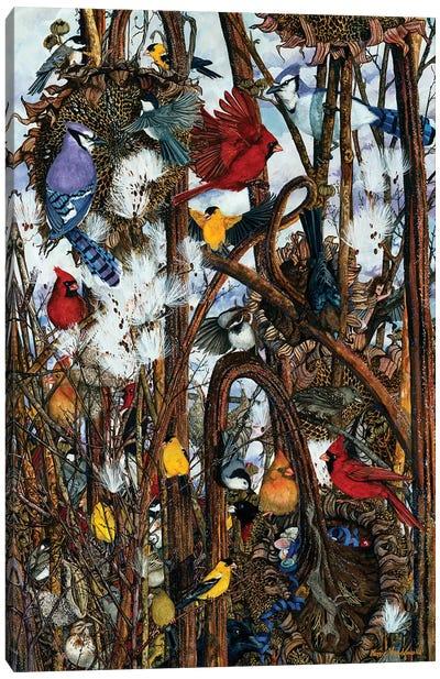 Thicket Canvas Art Print