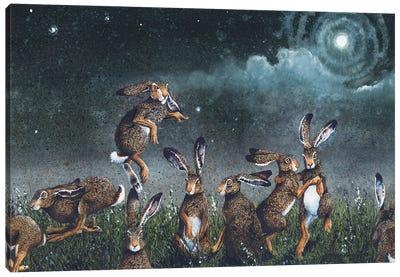 Moondance Canvas Art Print