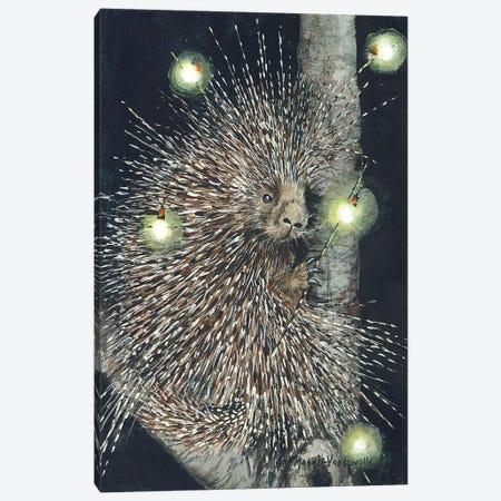 Glowsticks Canvas Print #MVA89} by Maggie Vandewalle Canvas Art