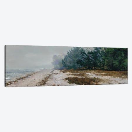 Morning Fog Canvas Print #MVA94} by Maggie Vandewalle Canvas Art