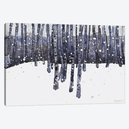 Study In Blue Canvas Print #MVA98} by Maggie Vandewalle Canvas Print
