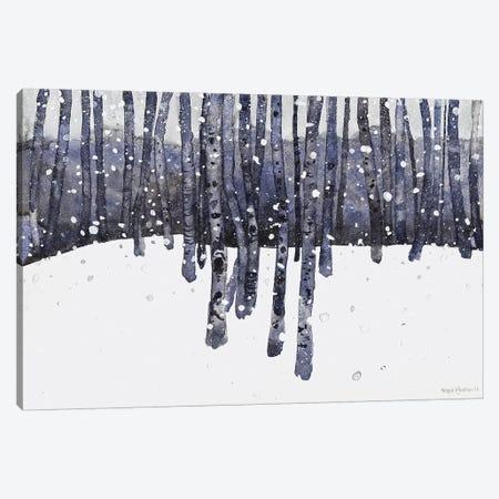 Study In Blue Canvas Print #MVA98} by Maggie Vandewalle Canvas Print