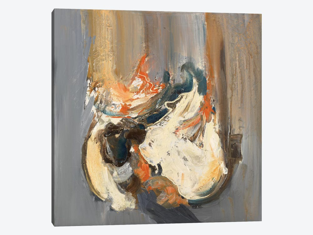 Movement I by Marie T van Engelshoven 1-piece Canvas Art Print