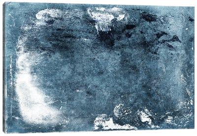 Bluestone Abstract Canvas Art Print