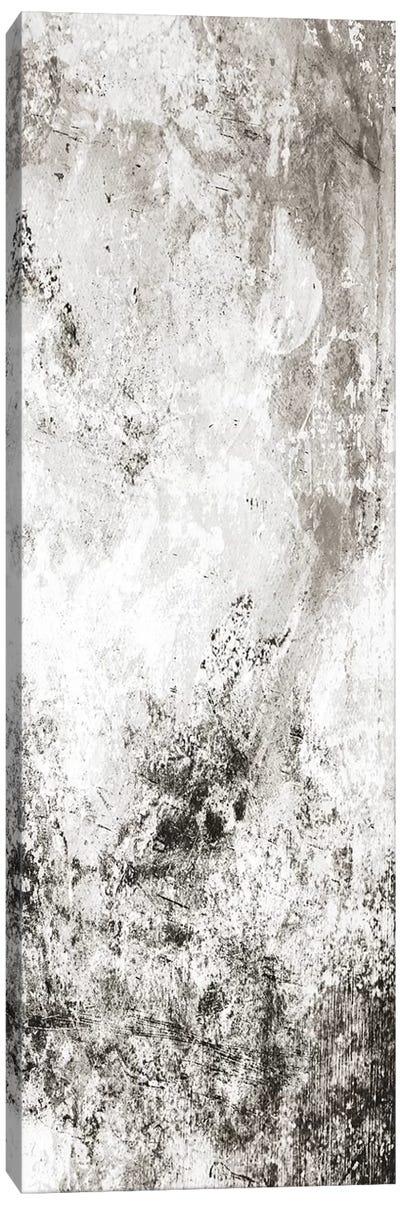 Chaotic Calm Two Neutral Canvas Art Print