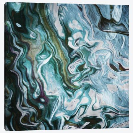 Body Flow Canvas Print #MVI11} by Mlli Villa Art Print