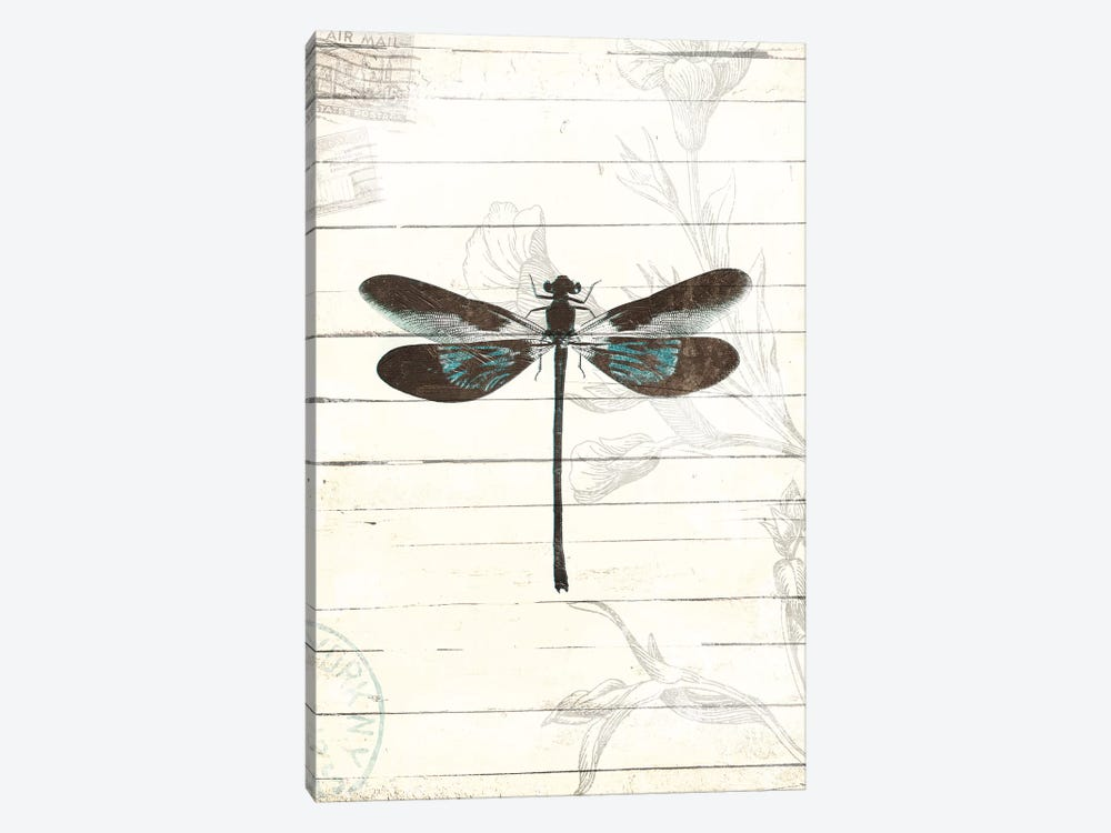 Dragonfly Look II by Mlli Villa 1-piece Art Print