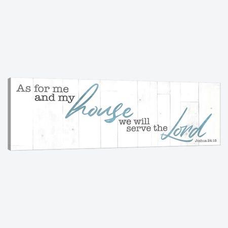 My House Canvas Print #MVI144} by Mlli Villa Canvas Print