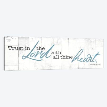 Trust In Canvas Print #MVI152} by Mlli Villa Canvas Print