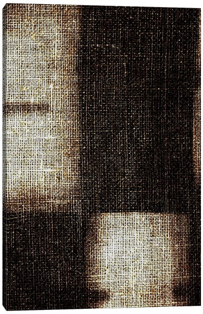 Brunt Jute II Canvas Art Print