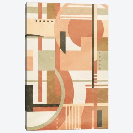 Geo Puzzle Boho Style Mate Canvas Print #MVI159} by Mlli Villa Canvas Print